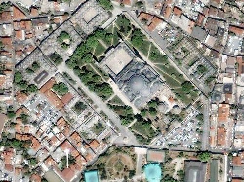 Istanbul - Google Maps | Where we'll be for the next few