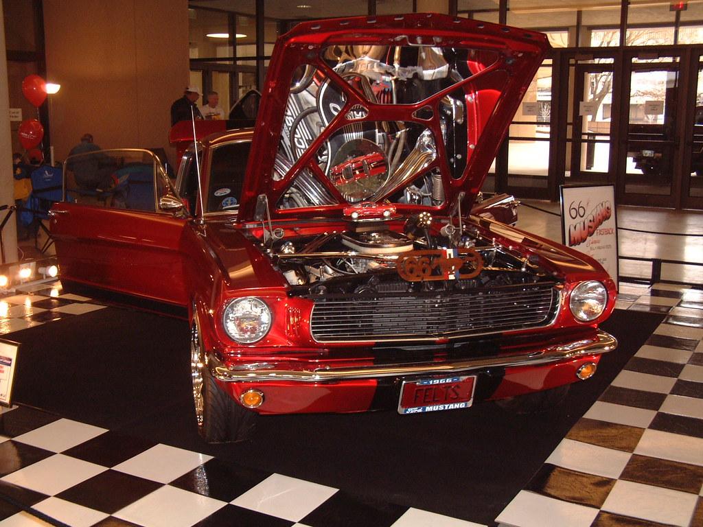 Darryl Starbird Car Show  Wichita Ks