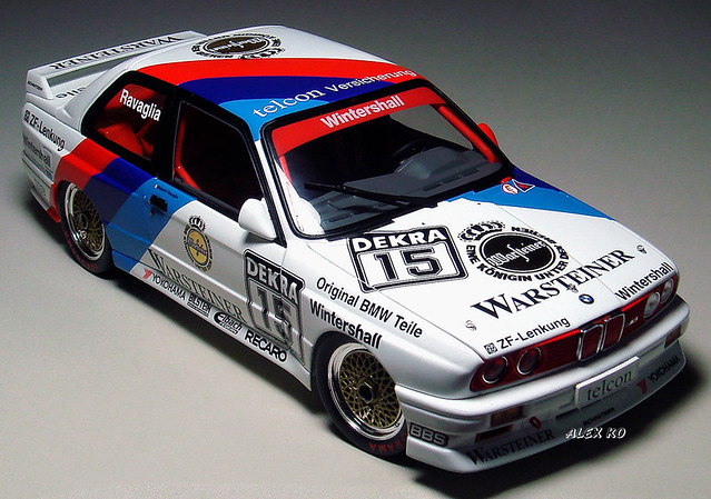Bmw M3 E30 >> BMW E30 M3 Warsteiner #15 DTM 1989 | 1:18 special edition by… | Flickr