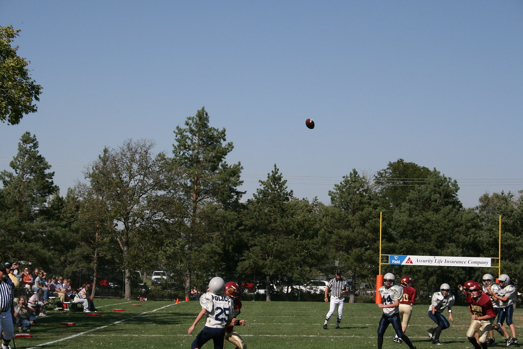 Not so. lincoln midget football accept. opinion