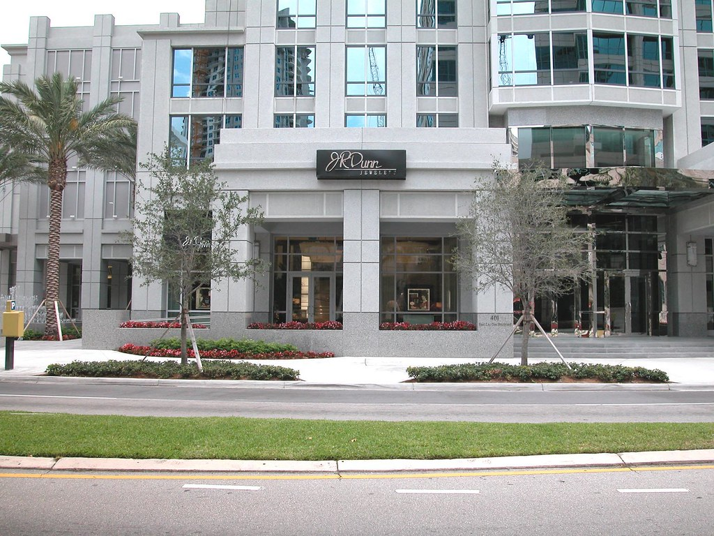 j r dunn jewelers fort lauderdale jewelry store exterior