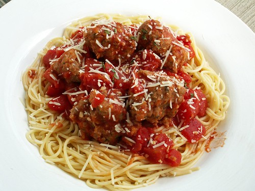 Spaghetti and Meatballs (explore) | by jshj