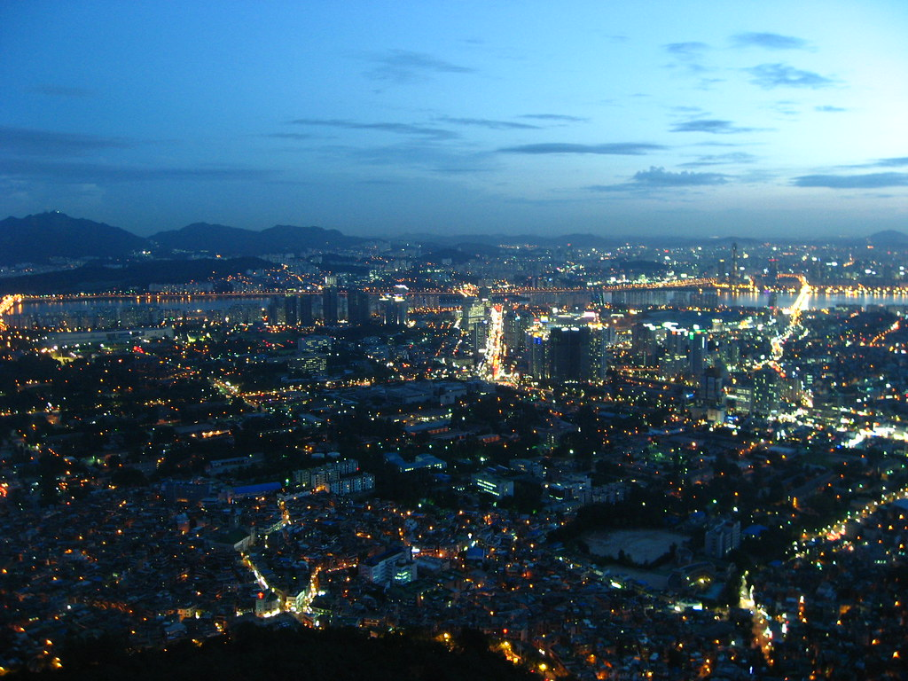 how to get to seoul tower