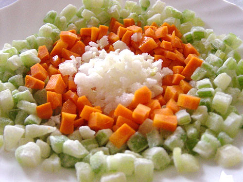 Mirepoix  Called Also Soffritto
