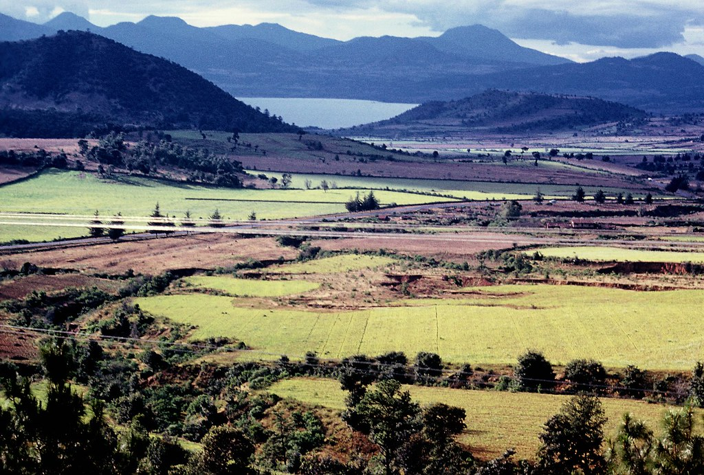 Lake Patzcuaro Mexican Countryside December 1958 Flickr