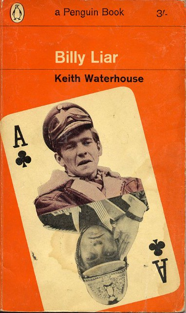 Penguin 1783 | Billy Liar by Keith Waterhouse Published by ...