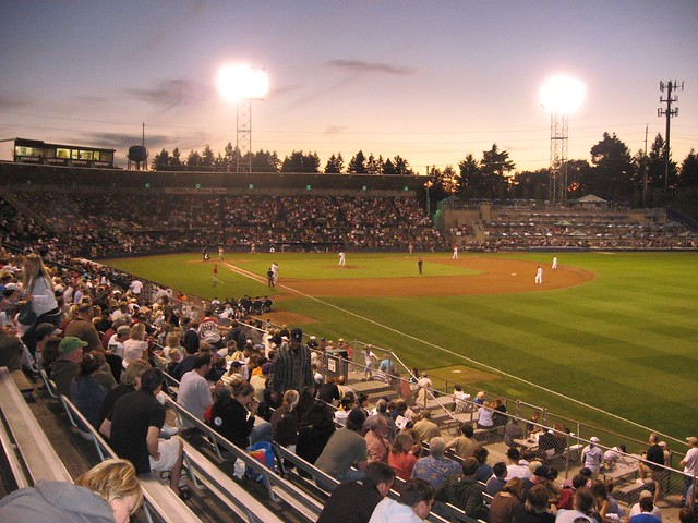 Tacoma Rainiers Baseball Cheney Stadium Cheney Stadium Tacoma