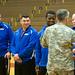 Gen. Casey awards medals to Air Force wheelchair basketball team