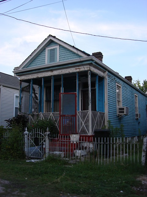 Shotgun House New Orleans La Flickr Photo Sharing