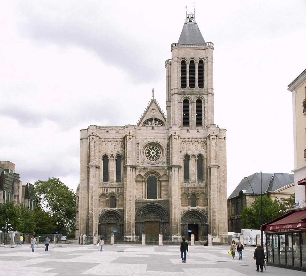 Basilique Saint Denis Restauration