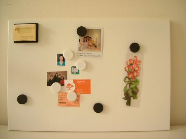 sold ikea white magnetic board 8 magnet bars 10 flickr. Black Bedroom Furniture Sets. Home Design Ideas