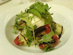 Grilled vegetables and mozzarella | by clotilde