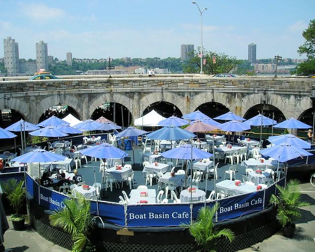 Riverside Park Cafe New York