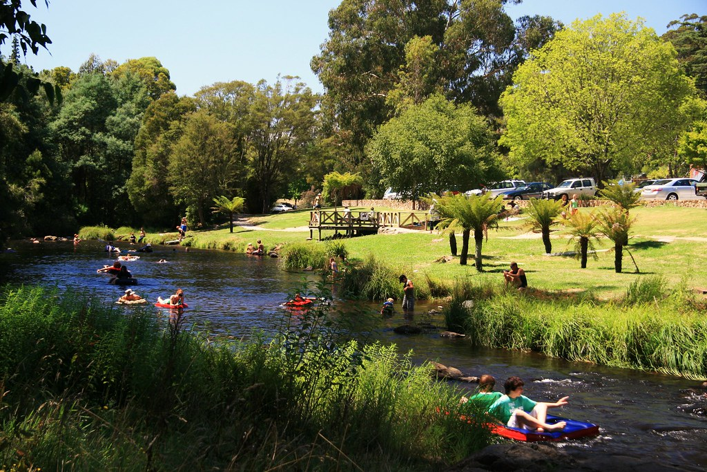 yarra river warburton taken at the 2nd annual charity