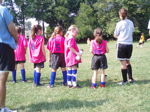 Soccer lineup | by lorda
