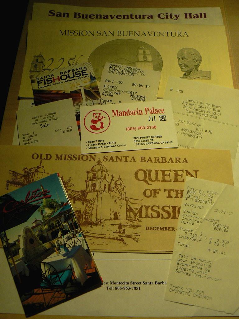 Santa Barbara Travel Blog