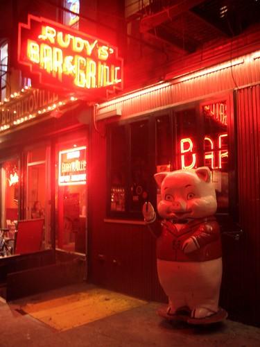 Rudy S Bar In Hells Kitchen