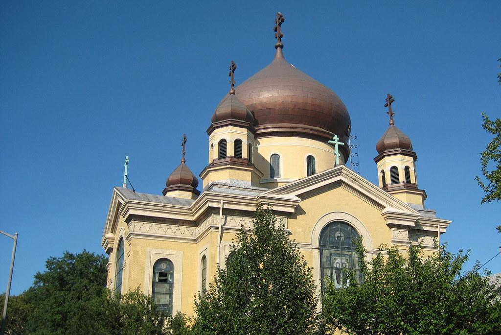 NYC - Brooklyn - Williamsburg: Russian Orthodox Cathedral ...