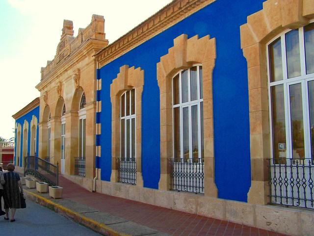 Baños Romanos Fortuna:Balneario de Fortuna Leana en Los Baños de Fortuna (Murcia)