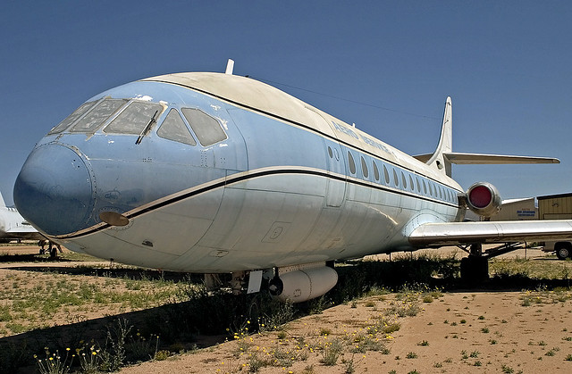 sud aviation caravelle flickr photo sharing