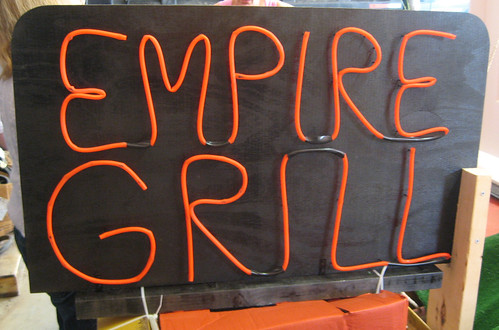 Empire Grill Sign | by herzogbr