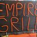 Empire Grill Sign