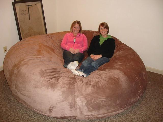 lovesac bean bag chair Huge Bean Bag Chair LoveSac Love Sac Comfy Sack Fombag | Flickr lovesac bean bag chair