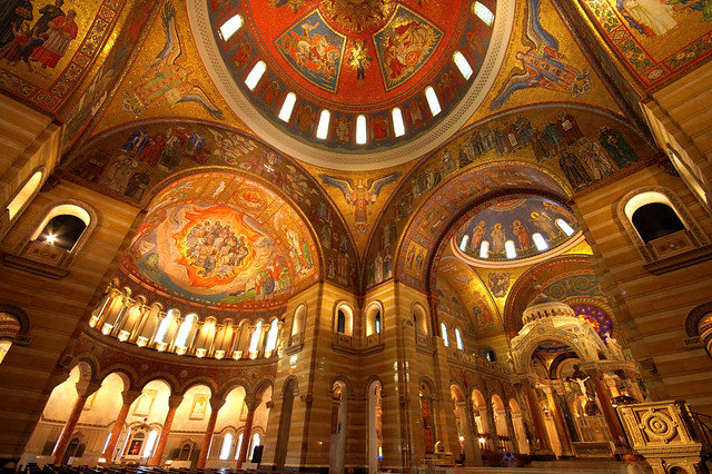 St. Louis Cathedral Basilica | A quick one-page view of my r