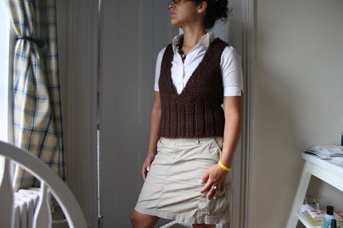 Classic Knits Tube Top 2 | by tentenknits
