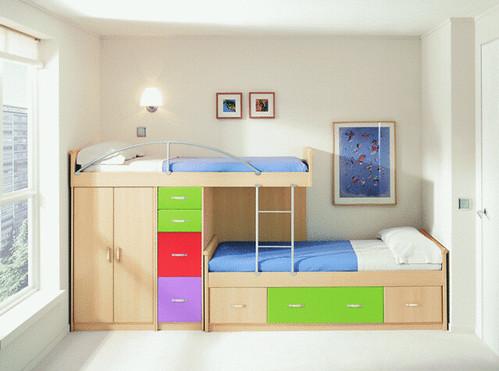 juvenil quarto beliche 133 Mobiliario Juvenil Quarto