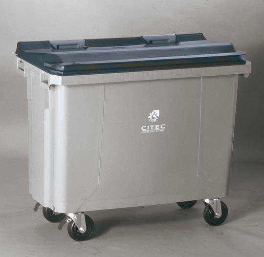 conteneur poubelle 500 litres conteneur poubelle marque ci flickr. Black Bedroom Furniture Sets. Home Design Ideas