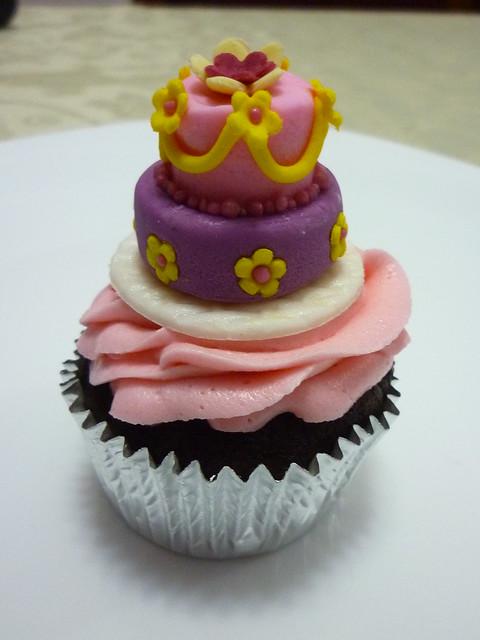 Mini birthday cake   Flickr - Photo Sharing!