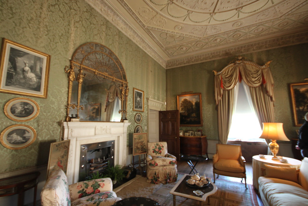 Basildon Park Interior Jo O Callaghan Flickr