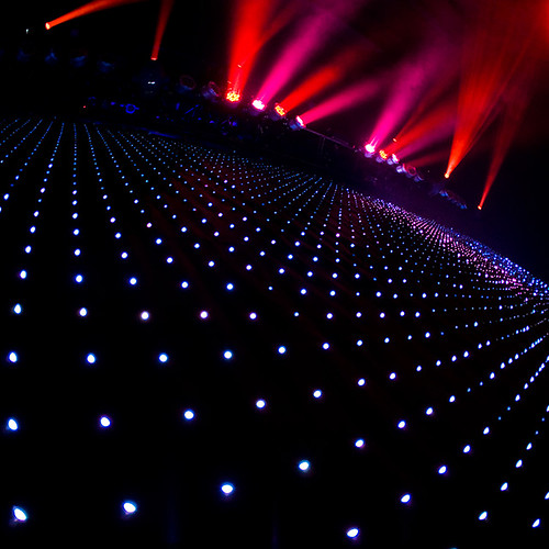 deftones stage lights flickr photo sharing