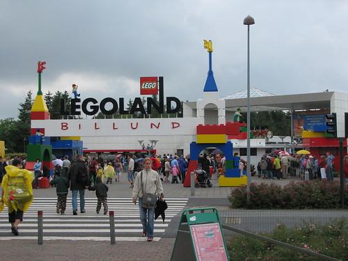 Legoland Eingang