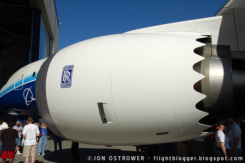 Rolls-Royce Trent 1000 | by Jon Ostrower