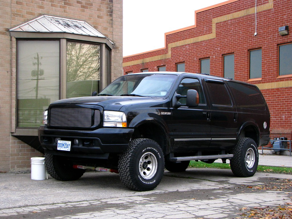 Image Result For Ford Excursion