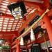 "Olympus E-510 test ""Kobe Ikuta Shrine"""