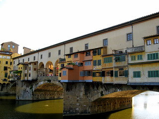 Ponte Vecchio | by HarshLight