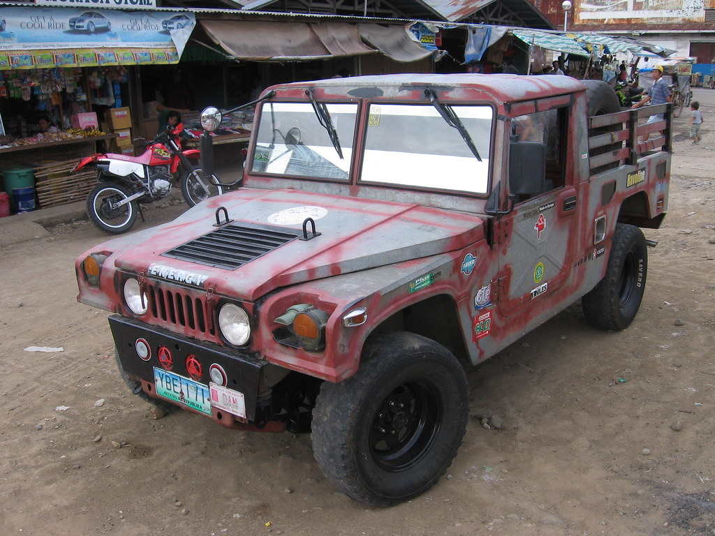 Philippine Home Made Hummer Marten Kuilman Flickr