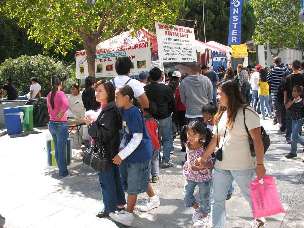 Pistahan Festival Yerba Buena Gardens Gary Stevens Flickr