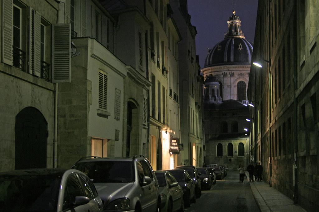 Hotel Rue Mazarine Paris