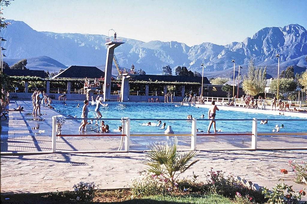Municipal Swimming Bath Worcester 1961 Flickr