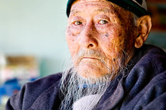 defiant old man | by phitar