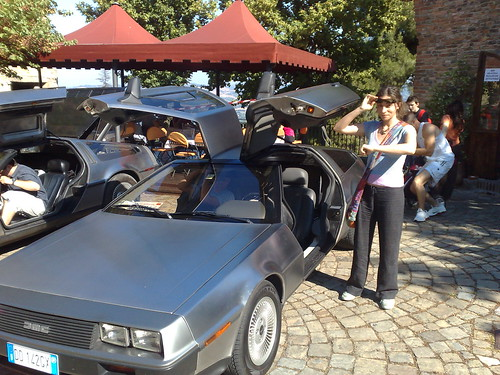 Raduno DeLorean a Montegridolfo/24 | by fullo