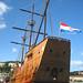 Voilier à Dubrovnik