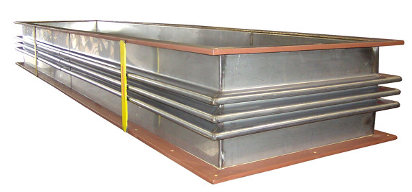 Quot long rectangular metallic expansion joint this