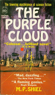 MP Shiel - The Purple Cloud (Paperback Library 52-323) | by vintagepaperbacks