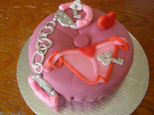 naughty bridal shower cake 1 by koko puff