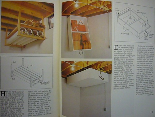 Rafter Storage | by Heath & the B.L.T. boys